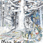 Plakat Ptasia Jaga